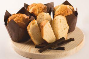 vanilla muffin Pakmaya horeca
