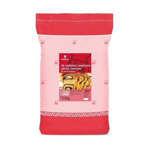De sarbatori umplutura pentru cozonac, sac 20kg, produs profesional Pakmaya