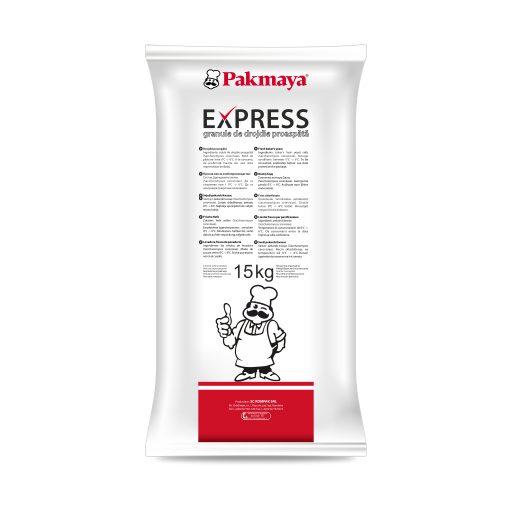 Pakmaya Express, granulated fresh yeast,
