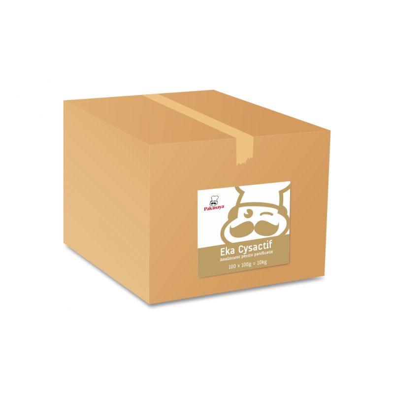 Eka Cysaktif - Pakmaya, corector făină în brutărie, cutie 10kg