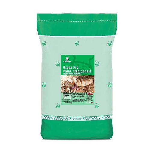 GreeaPro Pâine tradițională - Pakmaya, premix panificație, sac 10kg