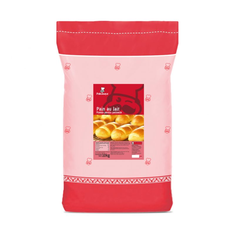Pain au lait - Pakmaya, premix patiserie, sac 10kg