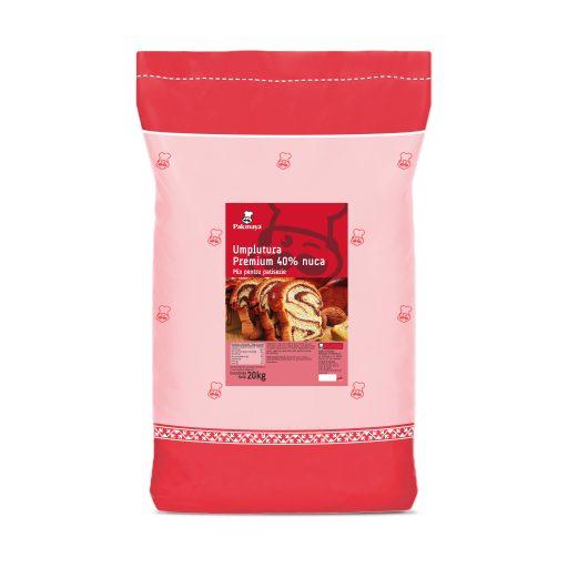 Umplutură premium 40% nucă , sac 20kg, produs profesional Pakmaya